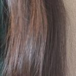 エルセーヴ エクストラオーディナリー オイル ダブルヘアパックしっとりを後日改めて使った時の写真・その2